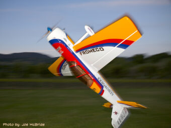 Aeroworks 104″ Yak 54 Build Review